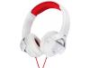 JVC HA-S44X hoofdtelefoon Wit