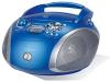 Grundig RCD 1445 USB Radio blauw