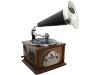 Soundmaster NR912 Klassieke Platenspeler Met CD, Radio, Cassette