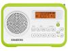 PR-D18 Portable Radio Groen