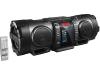 JVC RV-NB100 Boomblaster- Radio/CD-speler met dock en USB - Zwart