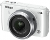 Nikon 1 S1 systeemcamera, incl. 11-27,5 mm objectief, 10,1 megapixel