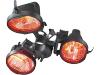 Eurom P1500 Parasol Heater