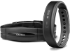 Garmin Vivosmart HRM Bundle Small Slate 010-01317-45