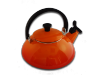 Le Creuset 1.5L Waterketel Zen | Oranje