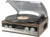 Soundmaster PL186 Platenspeler met Radio DEMO