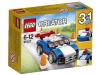 LEGO Creator blauwe racer 31027