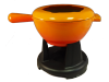 Le Creuset Savoyarde Fondue Set 2 liter Oranje - Prijsvergelijk