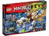 LEGO Ninjago De draak van Meester Wu 70734