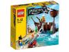 LEGO Pirates Schipbreuk verdediging 70409