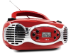 AKAI AKAI Portable radio, MP3, CD-Speler met USB-poort APRC30RD