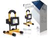 König KNLEDFLMB10W Mobiele COB Led-bouwlamp 10W 700Lumen Eu-stekker