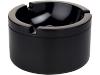 Rosti Mepal asbak met deksel - zwart 102810040400