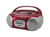 Soundmaster SCD4200RO Draagbare Radio + CD-USB-DAB+ Rood