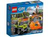 LEGO City vulkaan starterset 60120