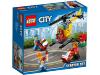 LEGO City: Vliegveld starterset (60100)