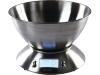 König HC-KS32N Digitale Keukenweegschaal met RVS Kom