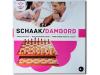 Dam Schaakbord 42x42 cm