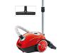 Bosch BGL35MON13 Cilinderstofzuiger 4l 600W A Zwart, Rood stofzuiger - Prijsvergelijk