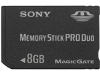 Sony Geheugenkaart Pro Duo HX High Speed 8 GB