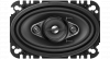 Pioneer TS-A4670F 10x15 cm (4x6 inch) 4-Weg-Luidsprekerset met 210 Watt