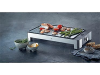 WMF LONO tafelgrill Plat  en  Geribbeld - 2300 Watt Zilver - Prijsvergelijk