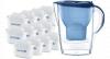 Brita Marella Cool blue incl. 12 Maxtra Plus